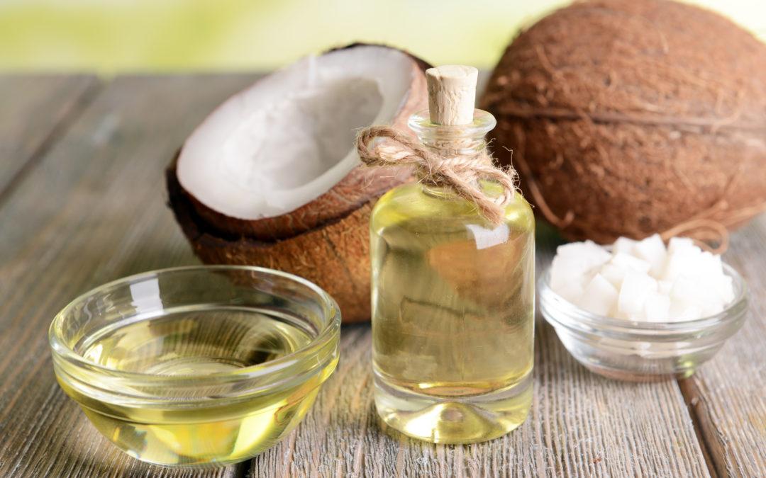 Akú úlohu zohráva kokosový olej v zubnej paste?